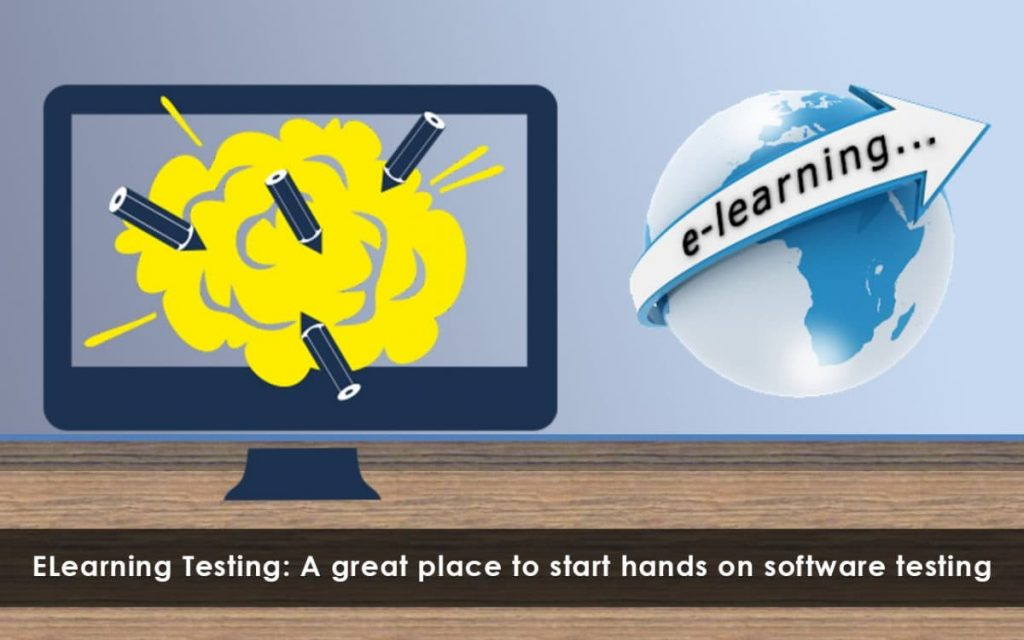 elearning app testing services
