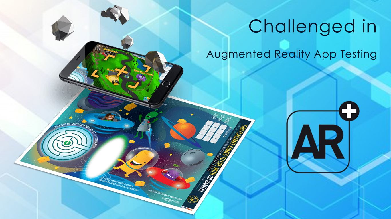Challenges in Augmented Reality App Testing