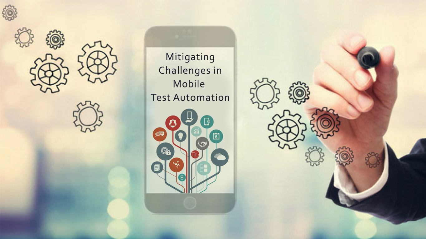 Mitigating Challenges in Mobile Test Automation