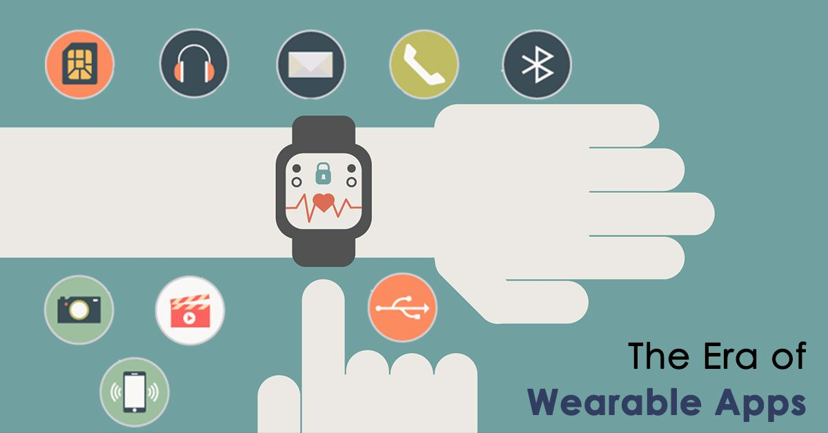 The Era of Wearable Apps