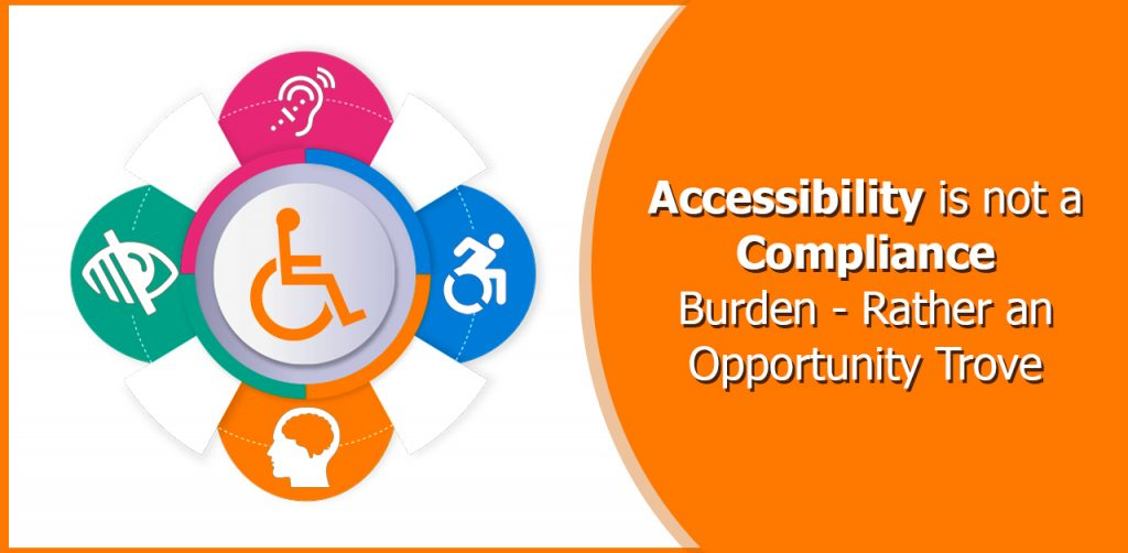 Online accessibility is an opportunity, not a burden