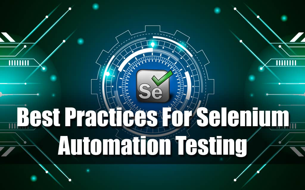 Selenium Automation Testing Services