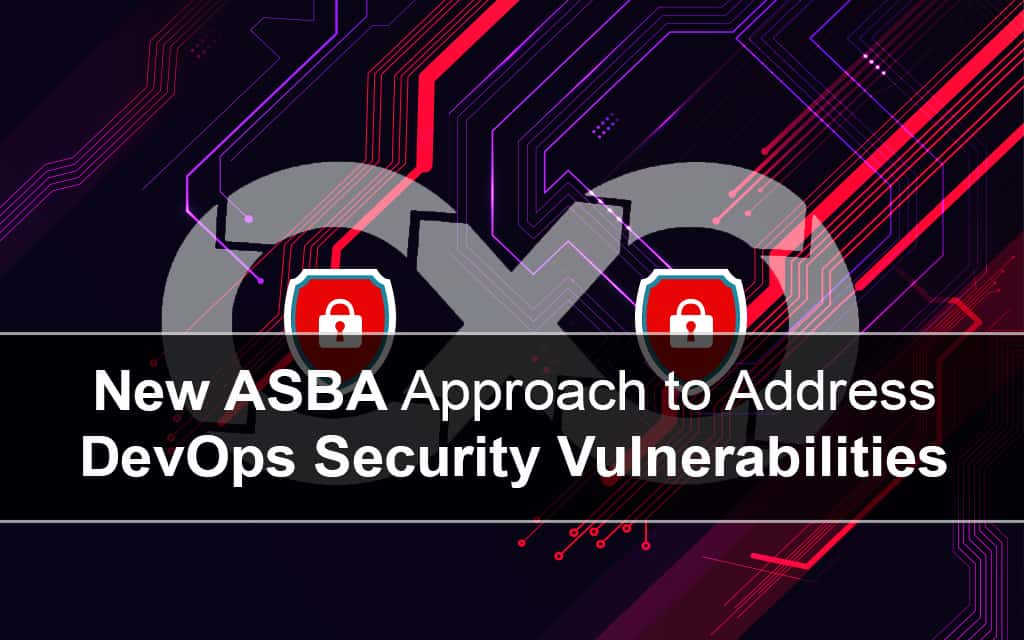 ASBA Approach For DevOps Security Vulnerabilities