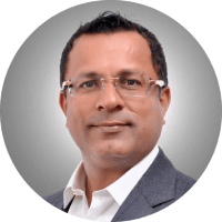 QA InfoTech CEO Mukesh Sharma