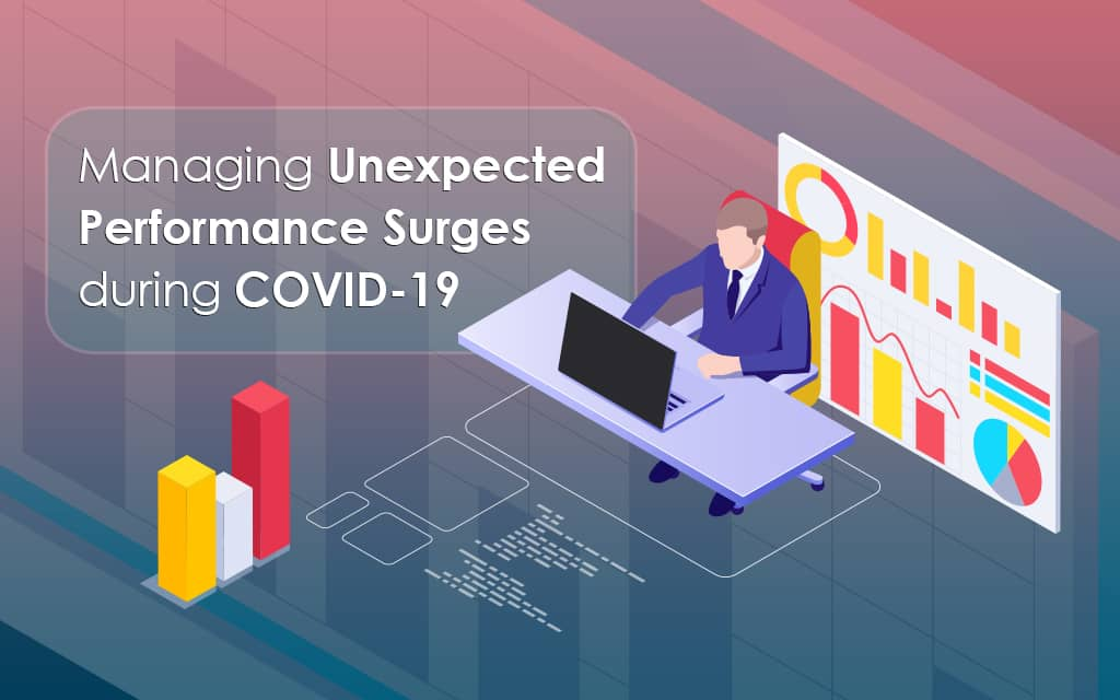 How to manage unexpected Performance Surges
