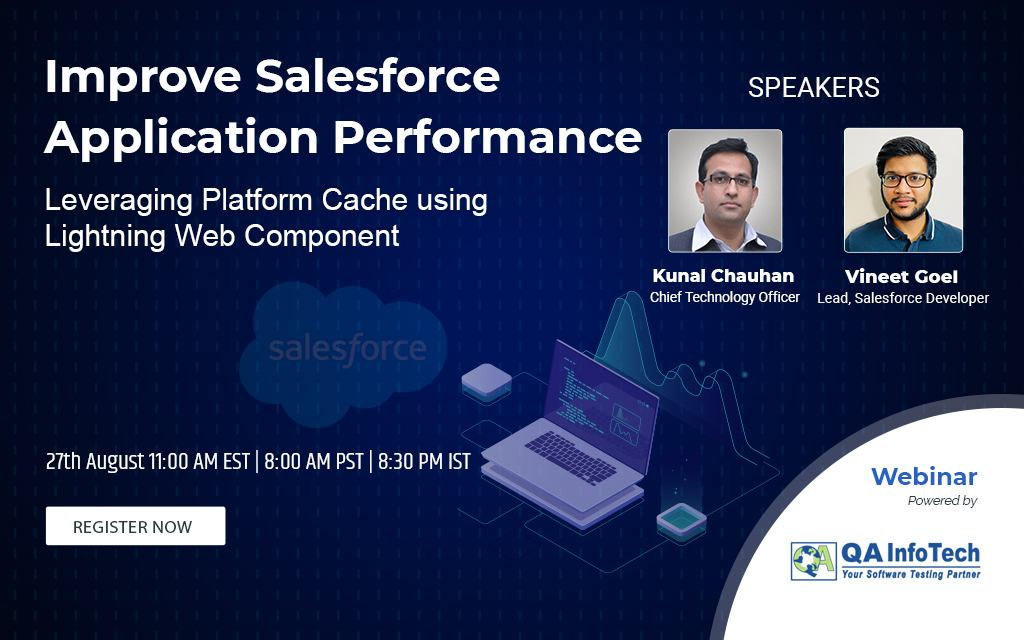 How to increase Salesforce Apps performance Platform Cache