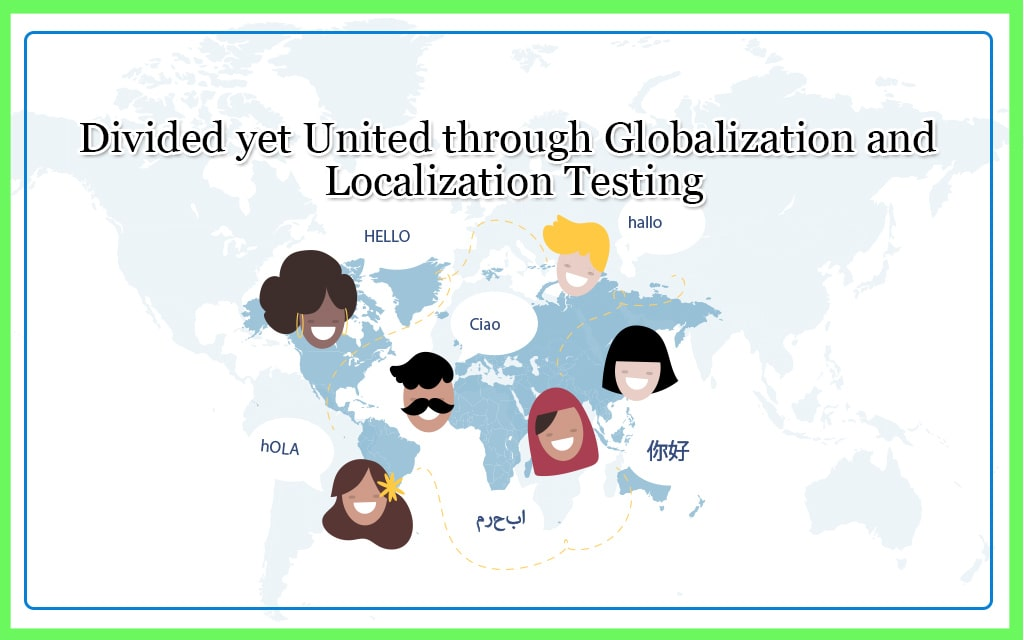 Growing Importance of Localization testing with the Changing Times
