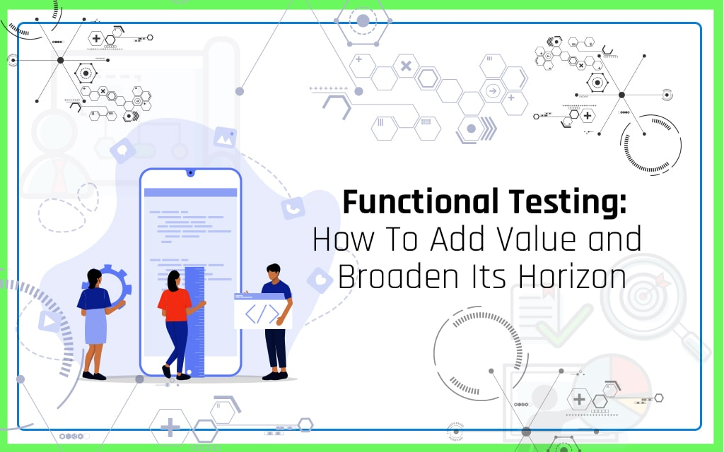 The scope of functional testing