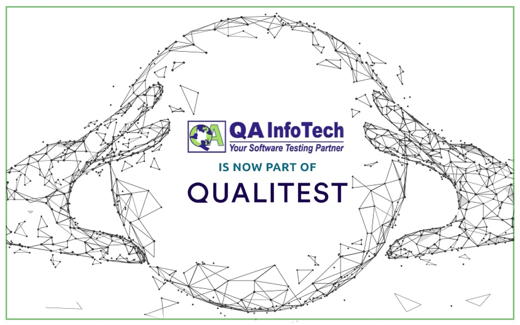 QA In Now Part of Qualitest