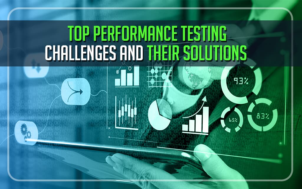 Top Performance Testing Challenges and Their Solutions